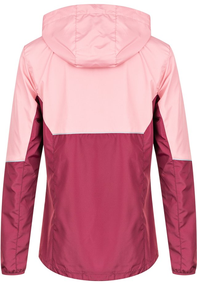LASSIE  - Training jacket - 4132 tawny port