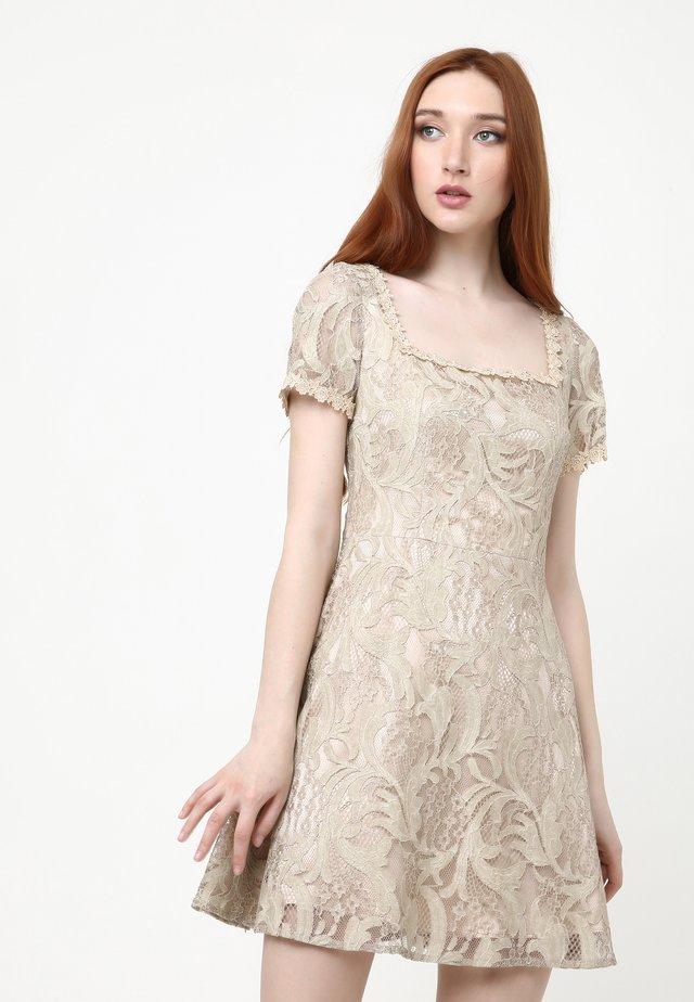 AGAVA - Vestito elegante - beige