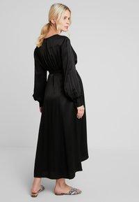 IVY & OAK Maternity - DRESS - Vestito estivo - black - 3