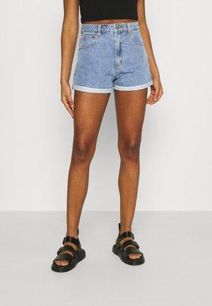 Denim shorts - la blues