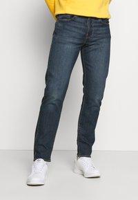Levi's® - 502™ REGULAR TAPER - Jeans Tapered Fit - dark indigo/worn in - 0