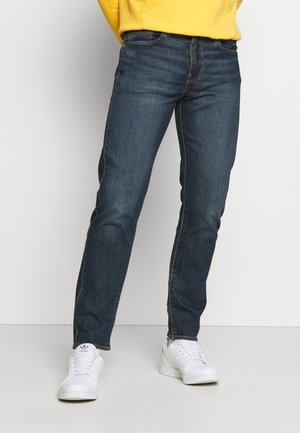 502™ REGULAR TAPER - Jeans fuselé - dark indigo/worn in