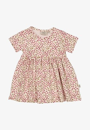 NOVA - Day dress - powder mini flowers