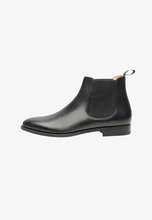 No. 200 - Korte laarzen - black