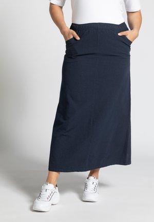 Maxi skirt - marine