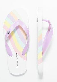 CHIARA FERRAGNI - Boty do bazénu - white/pastel - 3