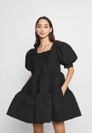 JUNIOR MISS CONFETTI DRESS - Hverdagskjoler - black