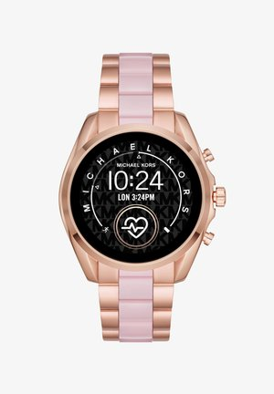 GEN 5 BRADSHAW SMARTW - Smartwatch - 2-tone,pink,rose gold