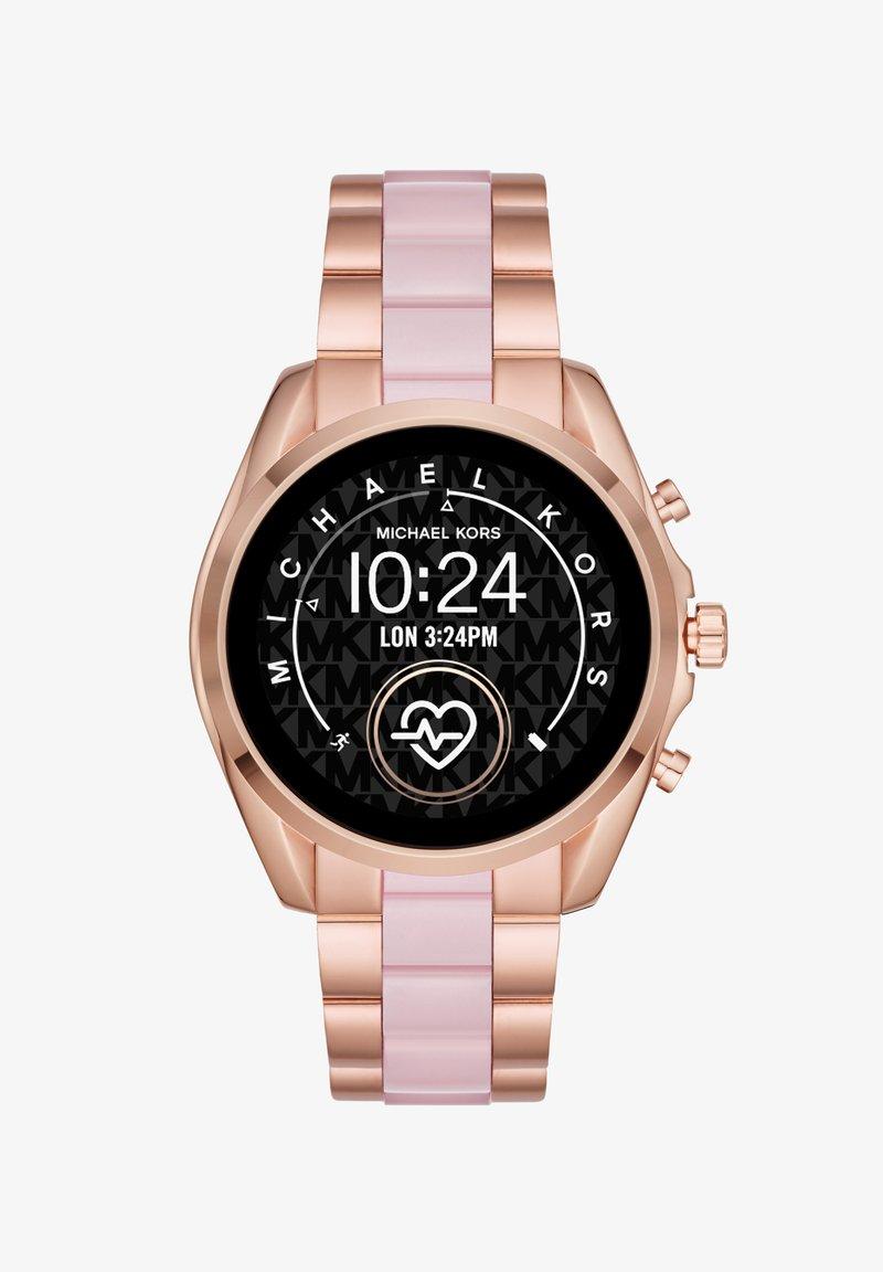 Michael Kors - GEN 5 BRADSHAW SMARTW - Smartwatch - 2-tone,pink,rose gold