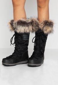 Moon Boot - MONACO WP - Winter boots - black - 0