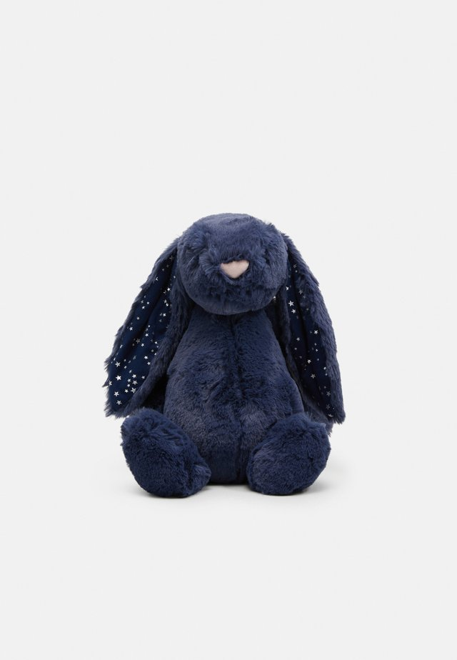 BASHFUL STARDUST BUNNY MEDIUM UNISEX - Cuddly toy - blue