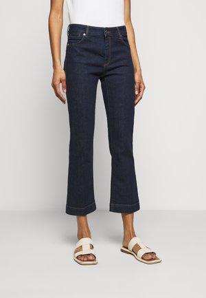 PADRE - Flared Jeans - nachtblau