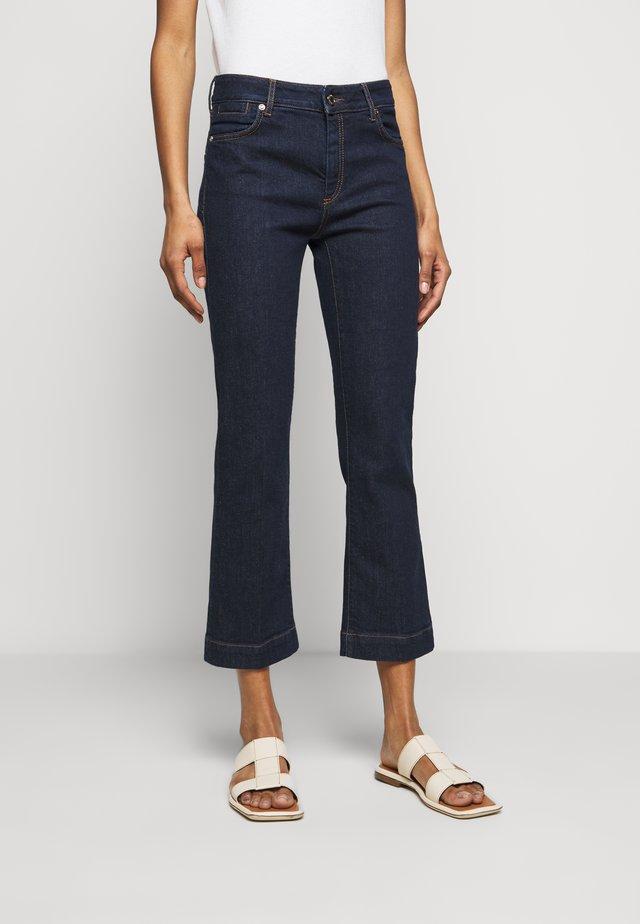 PADRE - Široké džíny - nachtblau
