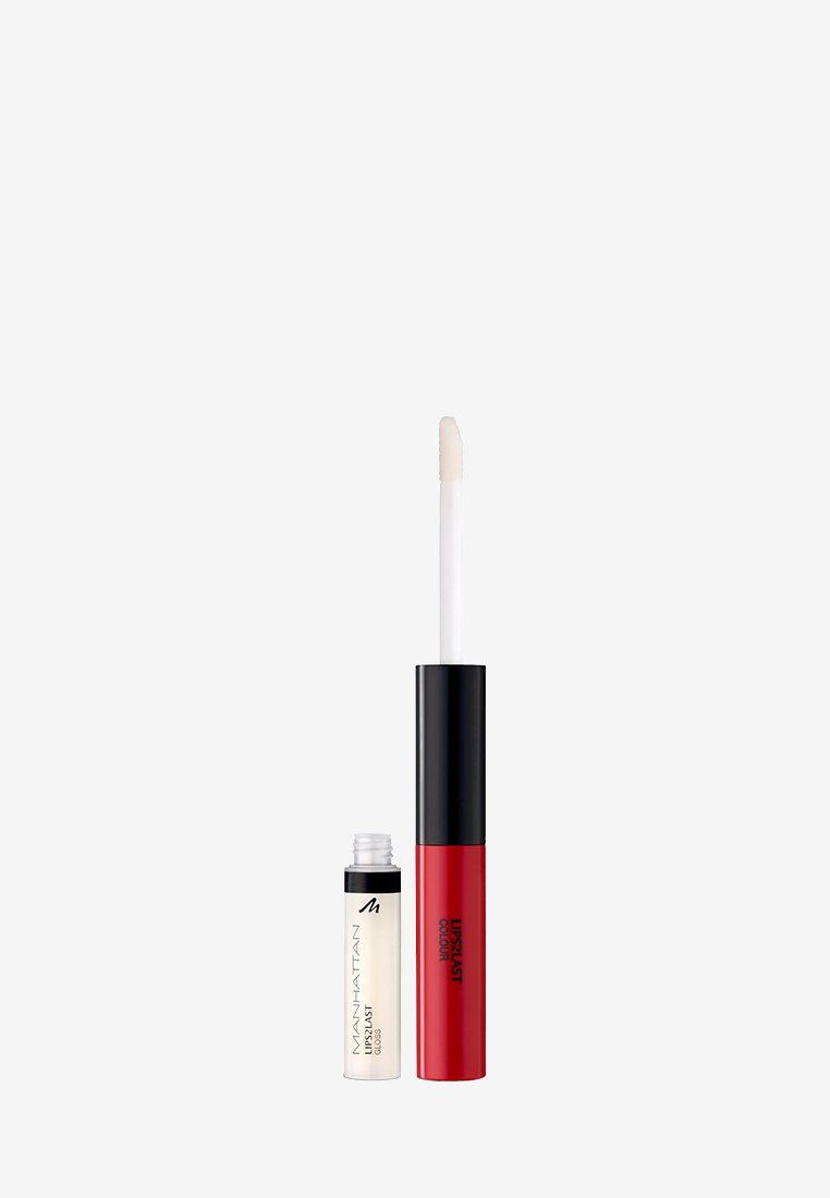 Manhattan Cosmetics - LIPS2LAST COLOUR&GLOSS - Lip gloss - 45a glam red