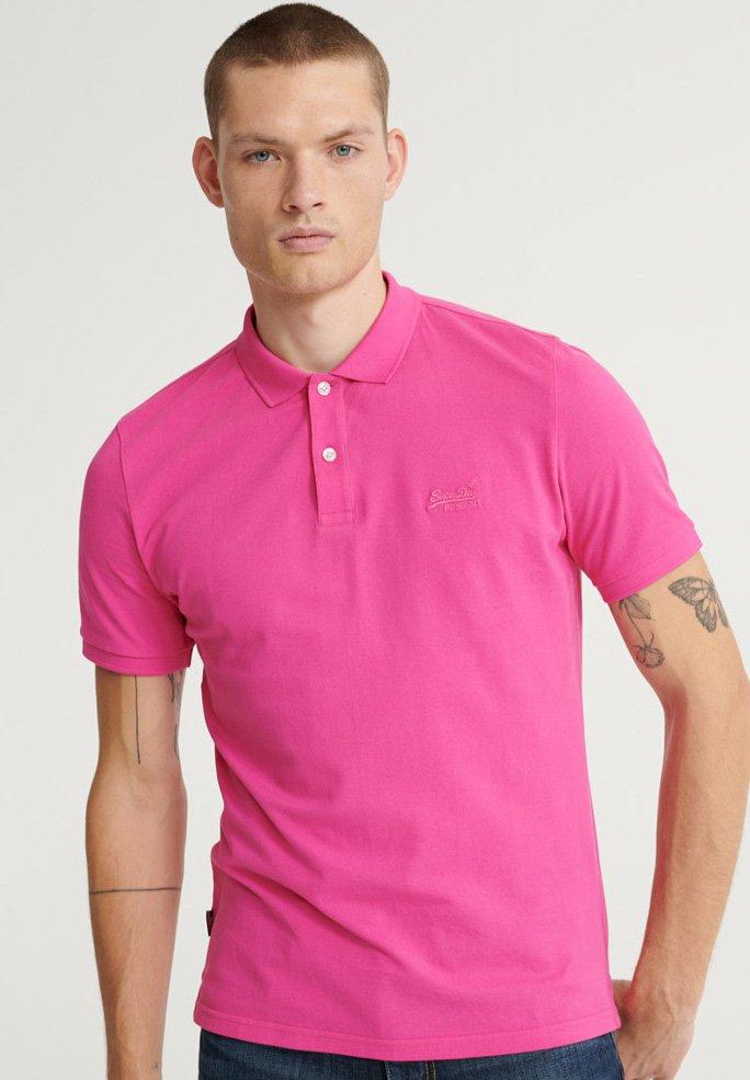 Men CLASSIC MICRO LW - Polo shirt