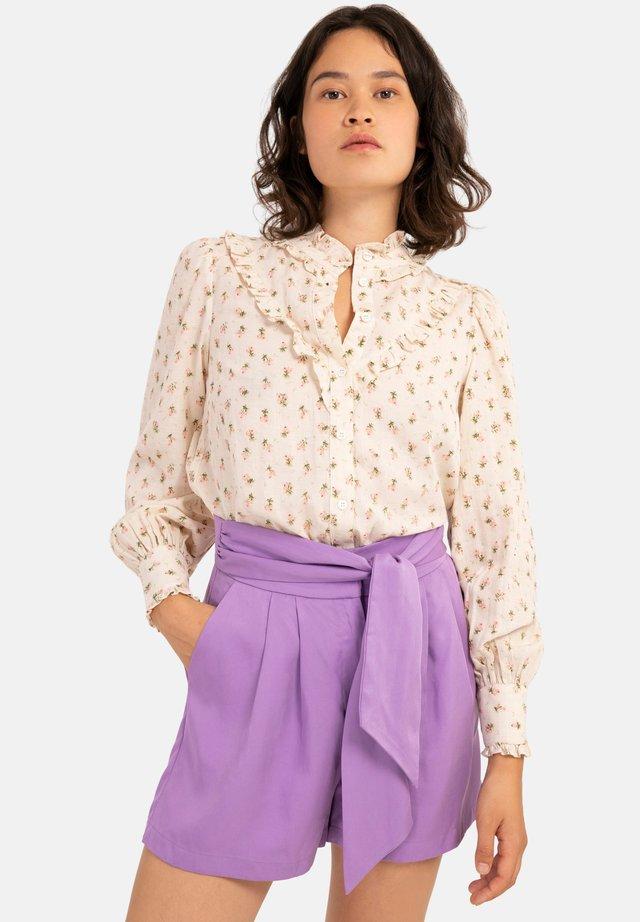 DAVINA - Short - lilac