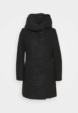 VIMALLY CAMA NEW COAT - Kåpe / frakk - black