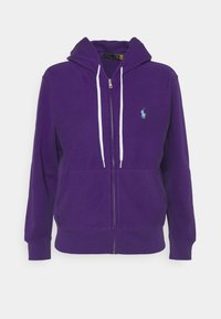 FEATHERWEIGHT - Zip-up sweatshirt - purple rage