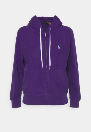 FEATHERWEIGHT - Zip-up hoodie - purple rage