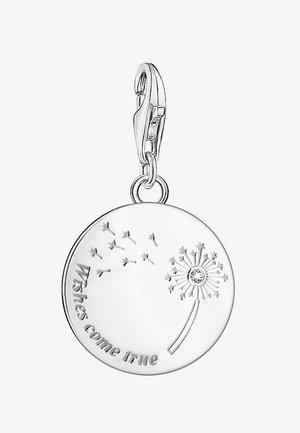 Pendant - silver-coloured/white