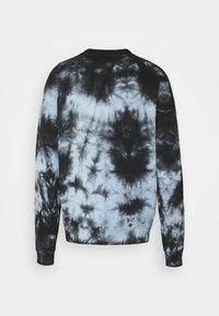 Good For Nothing - OVERSIZED TIE DYE UNISEX - Sweatshirt - blue - 1