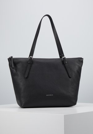 ALIX GRAINY TOTE - Shopping Bag - noir