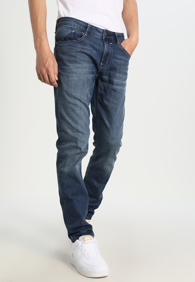 SHIELD - Vaqueros slim fit - dark used