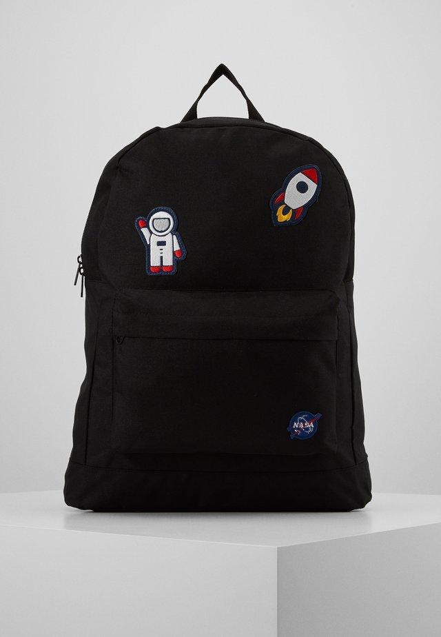 NASA BACKPACK - Ryggsekk - black