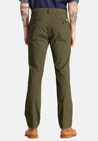Timberland - Chinos - grape leaf - 2