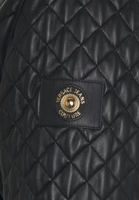 Versace Jeans Couture - Leather jacket - nero - 2