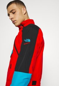 The North Face - EXTREME WIND SUIT - Windbreaker - fiery red combo - 4