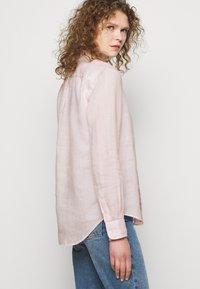 Polo Ralph Lauren - PIECE DYE - Button-down blouse - hint of pink - 4
