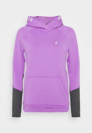 RIDER HOOD - Sweatshirt - action lilac
