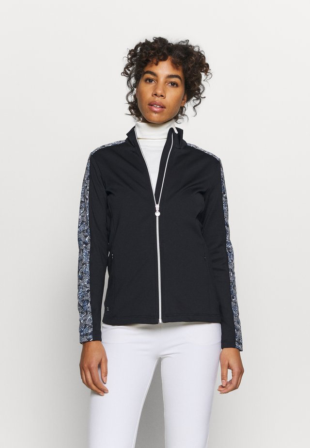VENDELA JACKET - Soft shell jacket - navy