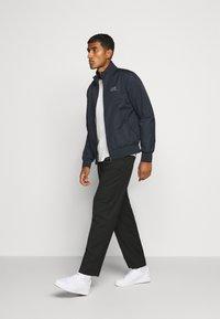 EA7 Emporio Armani - GIUBBOTTO - Light jacket - night blue/silver - 1