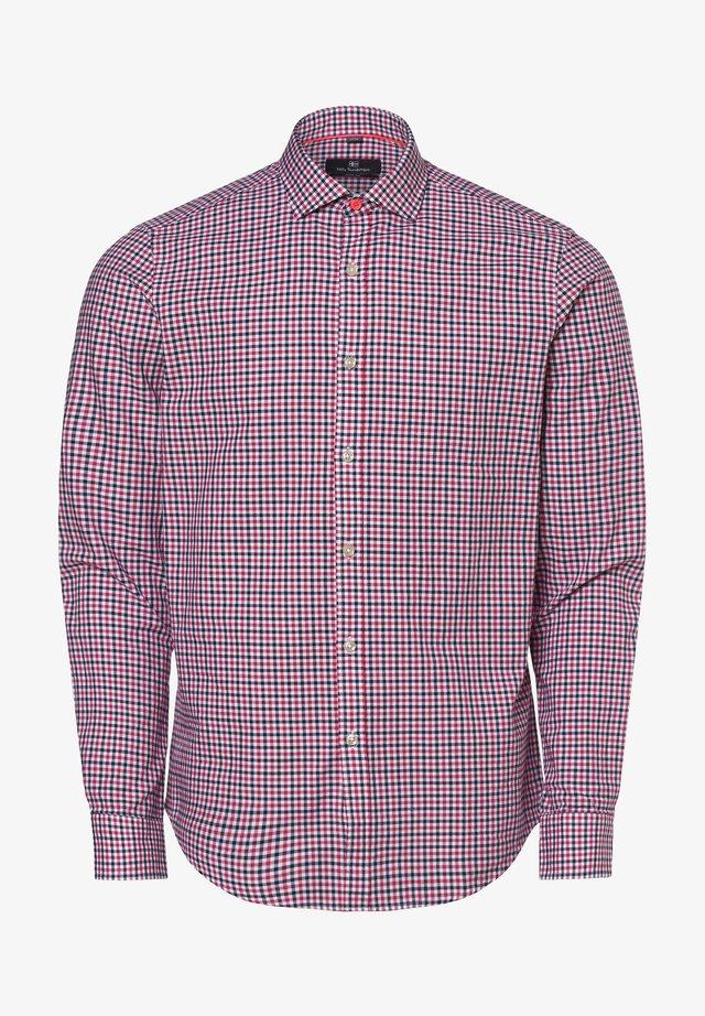 SLIM FIT - Shirt - marine pink