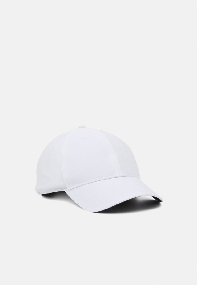 TECH CUSTOM  - Cap - white/anthracite/black