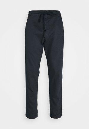 PANATLONE DOM - Trousers - dark blue