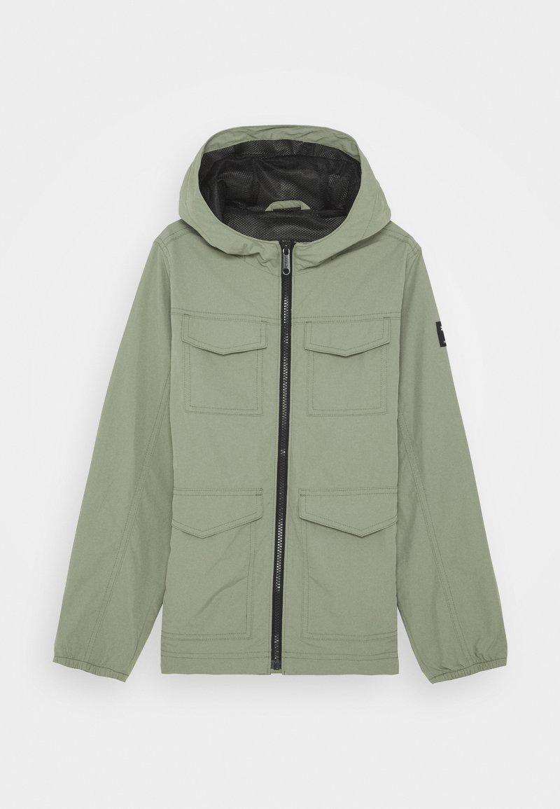 Abercrombie & Fitch - FIELD JACKET - Winter coat - green