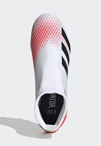adidas Performance - PREDATOR 20.3 FIRM GROUND BOOTS - Moulded stud football boots - white - 2