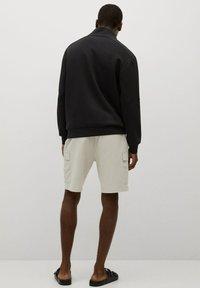 Mango - Sweatshirt - black - 2