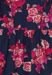 GAP - TODDLER GIRL FLORAL - Košilové šaty - navy - 2