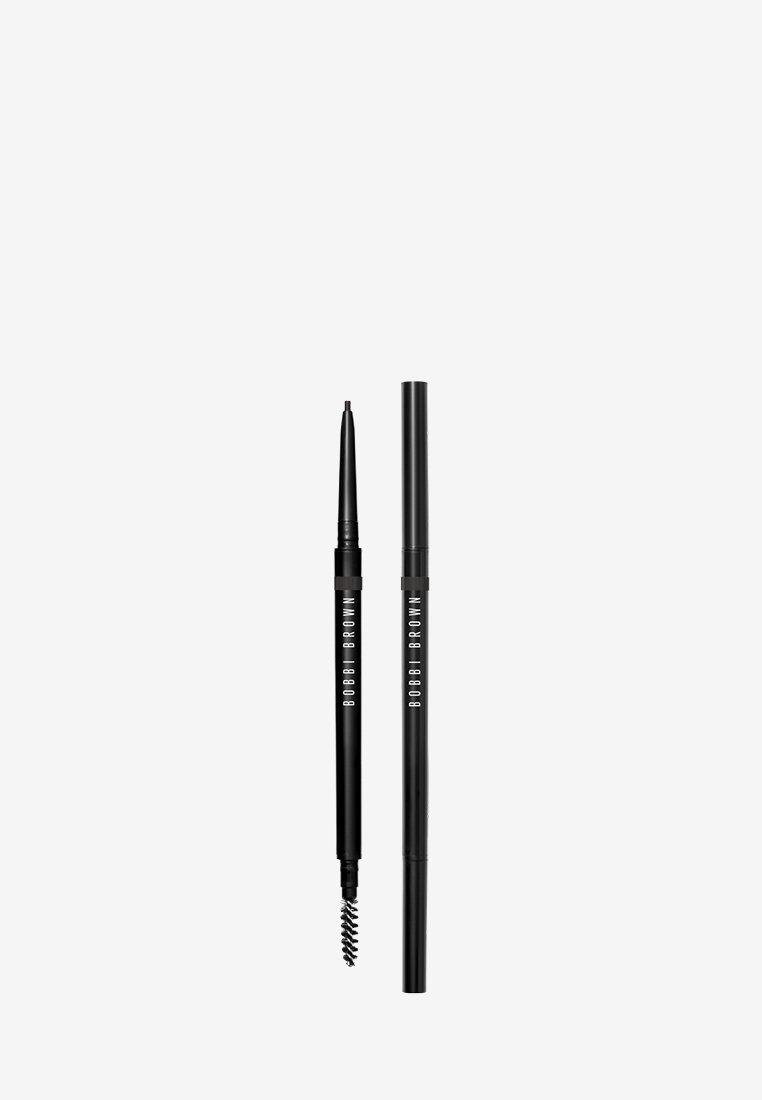 Bobbi Brown - MICRO BROW PENCIL - Eyebrow pencil - 11 soft black