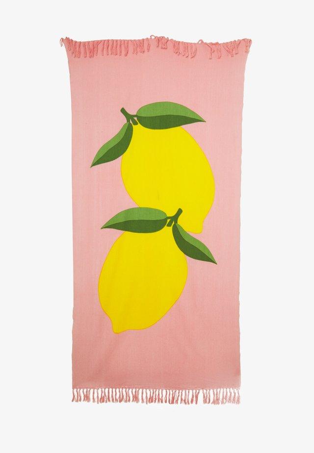 PCNALIMA - Beach towel - candy pink