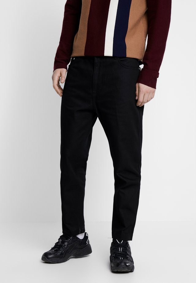 FUNNEL  - Jeans Tapered Fit - black