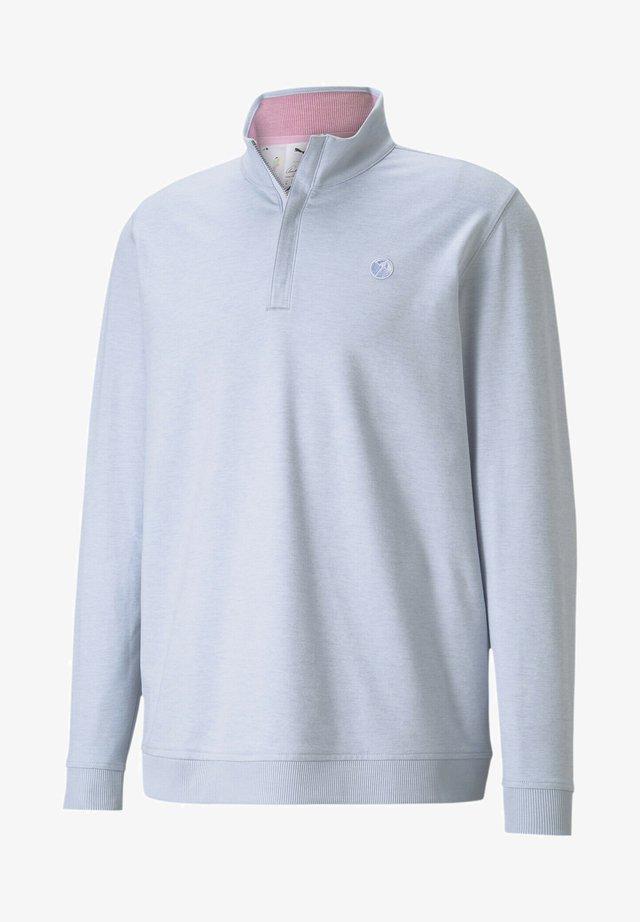Sweatshirt - halogen blue heather