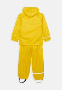 Name it - NKNDRY RAIN SET - Pantalones impermeables - empire yellow - 1