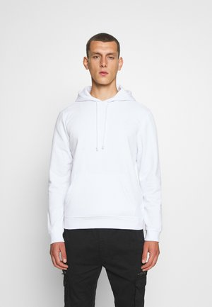 CLARENCEU - Hoodie - optic white