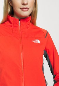 The North Face - SPEEDTOUR STRETCH - Soft shell jacket - flare/vanadsgry - 4