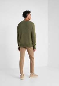 J.CREW - Jumper - heather parsley - 2